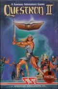 Questron II Commodore 64 Front Cover