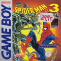 Spider-Man 3: Invasion of the Spider-Slayers Game Boy Front Cover