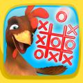 Chick-Tac-Toe Android Front Cover