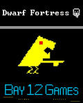 Slaves to Armok: God of Blood - Chapter II: Dwarf Fortress Linux Front Cover