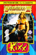 Axe of Rage ZX Spectrum Front Cover