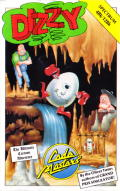 Dizzy: The Ultimate Cartoon Adventure ZX Spectrum Front Cover