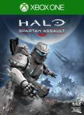 Halo: Spartan Assault Xbox One Front Cover 1st verison