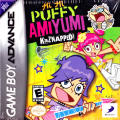 Hi Hi Puffy AmiYumi: Kaznapped! Game Boy Advance Front Cover
