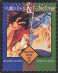 J.R.R. Tolkien's The Lord of the Rings & The Two Towers: Collector's Edition DOS Front Cover