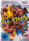 WWE All Stars Wii Front Cover