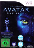 James Cameron's Avatar: The Game Wii Front Cover