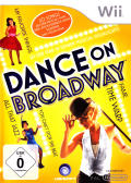 Dance on Broadway Wii Front Cover