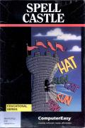Spell Castle DOS Front Cover