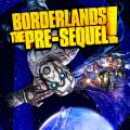 Borderlands: The Pre-Sequel! PlayStation 3 Front Cover