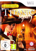 1912: Titanic Mystery Wii Front Cover
