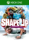 Shape Up Xbox One Front Cover 1st version
