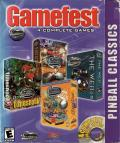 Gamefest: Pinball Classics Windows Front Cover