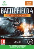 Battlefield 4: Second Assault Xbox One Front Cover