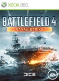 Battlefield 4: Naval Strike Xbox 360 Front Cover
