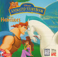 Disney's Animated Storybook: Disney's Hercules Macintosh Front Cover