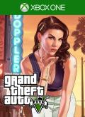 Grand Theft Auto V Xbox One Front Cover 1st version