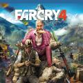 Far Cry 4 PlayStation 3 Front Cover