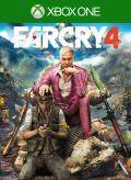 Far Cry 4 Xbox One Front Cover 1st version