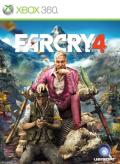 Far Cry 4 Xbox 360 Front Cover