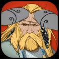 The Banner Saga iPad Front Cover