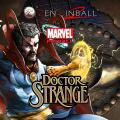 Pinball FX2: Doctor Strange PlayStation 3 Front Cover