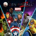 Pinball FX2: Marvel Pinball - Avengers Chronicles PlayStation 3 Front Cover