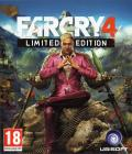 Far Cry 4 (Limited Edition) Xbox One Front Cover