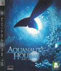 Aquanaut's Holiday: Kakusareta Kiroku PlayStation 3 Front Cover