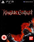 Knights Contract PlayStation 3 Front Cover