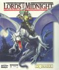 Lords of Midnight DOS Front Cover