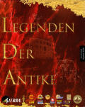 Legenden Der Antike Windows Front Cover Slipcase - Front
