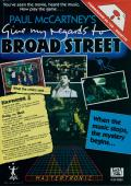 Paul McCartney's Give My Regards to Broad Street Commodore 64 Front Cover