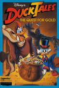 Disney's Duck Tales: The Quest for Gold Commodore 64 Front Cover