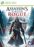 Assassin's Creed: Rogue Xbox 360 Front Cover