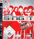 Disney Sing It: High School Musical 3 - Senior Year PlayStation 3 Front Cover