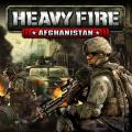 Heavy Fire: Afghanistan PlayStation 3 Front Cover