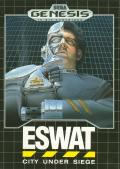ESWAT: City under Siege Genesis Front Cover