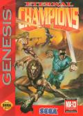 Eternal Champions Genesis Front Cover