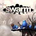Swarm PlayStation 3 Front Cover