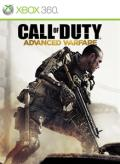 Call of Duty: Advanced Warfare Xbox 360 Front Cover