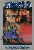 House of Usher Commodore 64 Front Cover