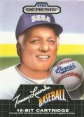 Tommy Lasorda Baseball Genesis Front Cover