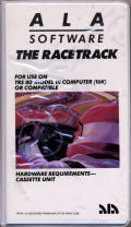 The Racetrack TRS-80 Front Cover