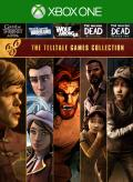 The Telltale Games Collection Xbox One Front Cover 1st version