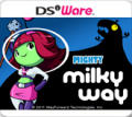 Mighty Milky Way Nintendo DSi Front Cover