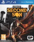 inFAMOUS: Second Son PlayStation 4 Front Cover