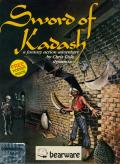 Sword of Kadash Commodore 64 Front Cover