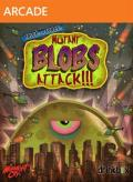 Tales From Space: Mutant Blobs Attack Xbox 360 Front Cover