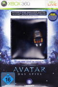 James Cameron's Avatar: The Game (Collector Edition) Xbox 360 Front Cover